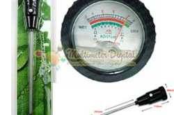 Alat Penguji pH dan Kelembaban Tanah KS-06