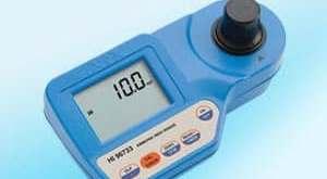 Alat ukur kadar amonia dalam air HI96733