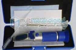 Alat pengukur brix hand refractometer rhb-90