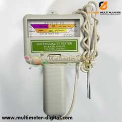 Alat Tes pH & Chlorine Kolam Renang dan Spa KCP01