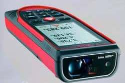 Alat ukur jarak dengan laser leica disto D810