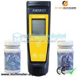 Alat Ukur Kadar Klorin FCL & TCL AMTAST AMT-25