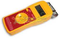 Alat ukur kelembaban textile moisture meter MCT-1