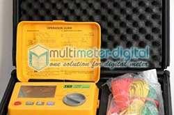 Alat Ukur Resistansi Tanah Earth Resistance Meter TES-1700