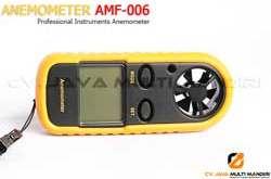 Anemometer Digital Pengukur Kecepatan Angin AMF-006