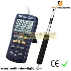 Anemometer Hot Wire TES-1340