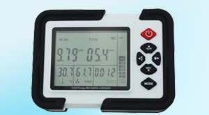 Data Logger CO2 suhu dan kelembaban AMF102