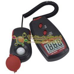Digital Lux Meter LX-1010B