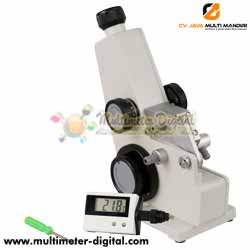 Refractometer Abbe