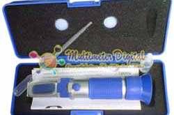 Refractometer Alkohol Teropong RHW-25