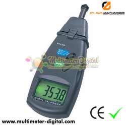 Tachometer Laser Pengukur Putaran DT-6236B