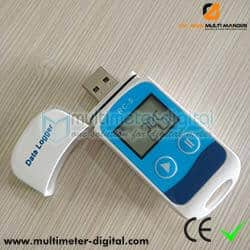 Temperature data logger usb waterproof RC-5, Data logger USB, USB data logger, Data logger outdoor, Data logger suhu untuk luar ruangan, Temperature Logger