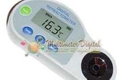 Alat Ukur Tingkat Kemanisan Buah Refractometer Brix DBR-85