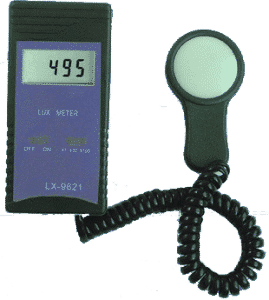 lux meter Alat Ukur Intensitas