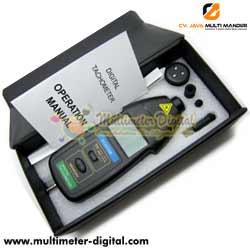 Laser & Touch Tachometer DT-2236B