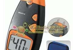 Alat Mengukur Kelembaban Kayu Wood Moisture Meter MD814 (4 Pins)