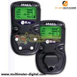 Multi Gas Detektor Qrae II PGM-2400