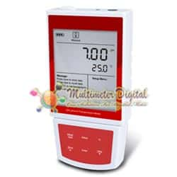 ph meter air digital 4 in 1
