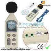Sound level meter digital AMF013