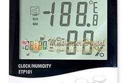 Thermometer Hygrometer Digital ETP-101