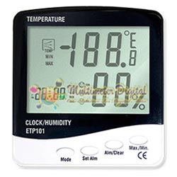 Thermometer Hygrometer  Digital ETP-101